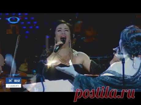 Тамара Гвердцители - Аидише маме, Тум-балалайка, Чирибим, чирибом... (часть IV)