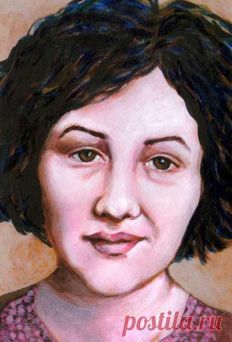 Бразильский художник. Claudia Rezende Barbeiro