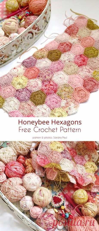 Hexagon Blanket Ideas