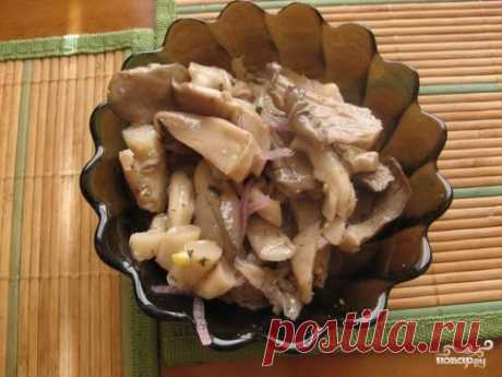 Вешенки по-корейски - пошаговый рецепт с фото на Повар.ру