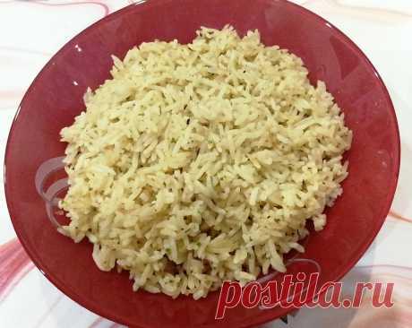 Как я готовлю вкусный рис на сковороде: всего 23 минуты и рис получается зёрнышко к зёрнышку | РЕЦЕПТЫ НА РАЗ ДВА | Яндекс Дзен