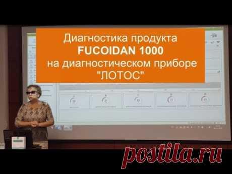 Видео отзывы о продукте ФУКОИДАН 1000