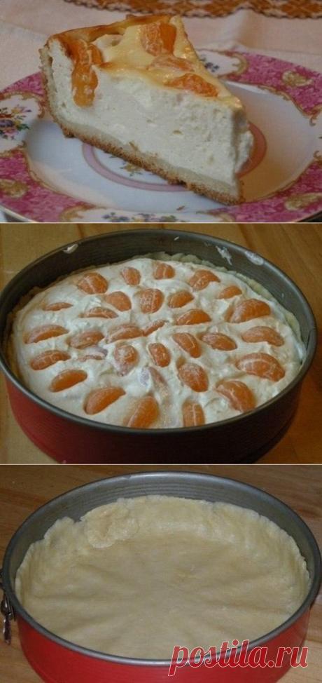 Обалденный пирог как в кино — «Ноктюрн» к вечернем чаю