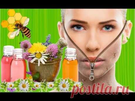 4 домашних масок, которые заменят ботокс и мезатерапию.