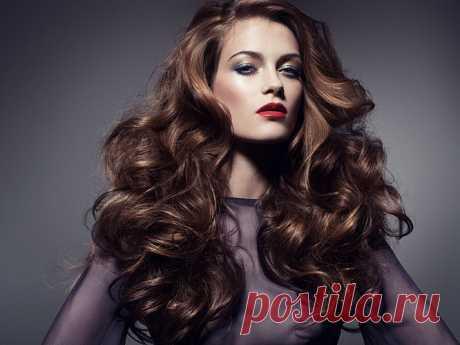 Советы стилиста. Народные средства для укладки волос | Сайт о здоровье