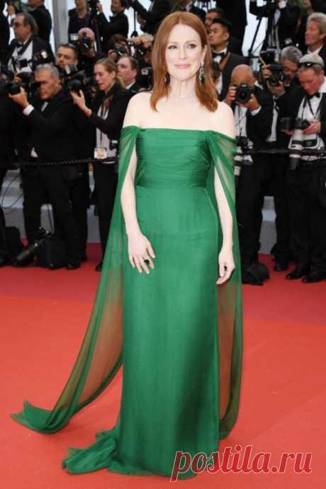 Наряды звезд на красной ковровой дорожке 72-го Каннского кинофестиваля — Красота и мода