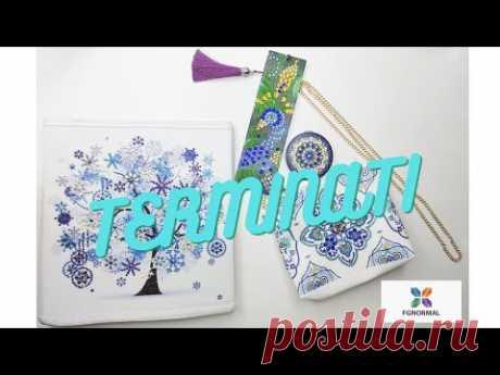 TUTORIAL DIAMOND PAINTING in collaborazione con Fgnormal com