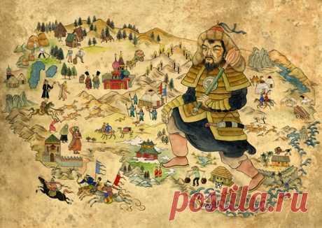Что русские переняли у монголо-татар? | Русская семерка