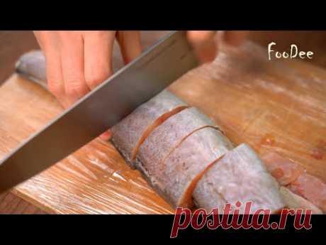 Незаслуженно забытый рецепт советской кухни - Рыба под маринадом!