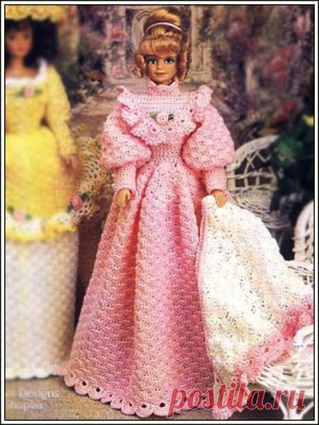 Вяжем одежду для кукол барби   Записи в рубрике Вяжем одежду для кукол барби   Дневник Плотникова_Светлана Мастер-классы по шитью
