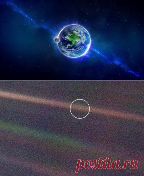 Говорят, у тех людей, кто побывал в космосе и видел нашу планету со стороны, меняется сознание...