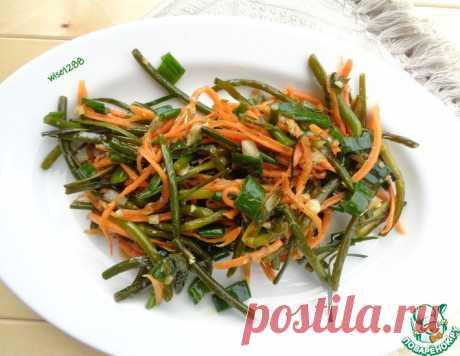 Чесночные стрелы «Пикантные» – кулинарный рецепт
