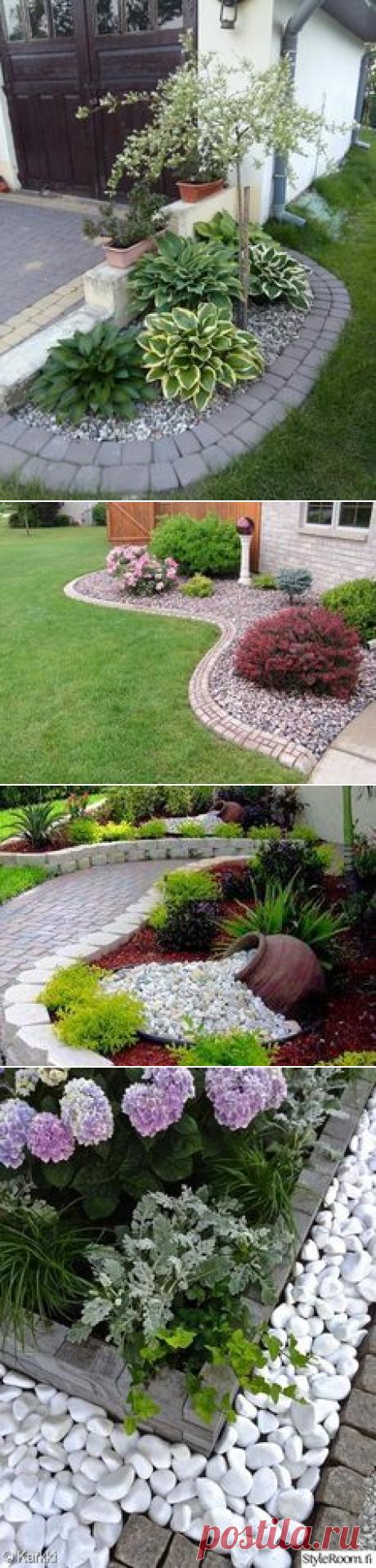 (300) Front garden idea | outside