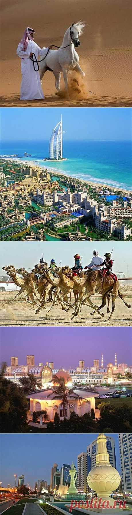 Лето продолжается: путешествие в ОАЭ | Красота Жизни