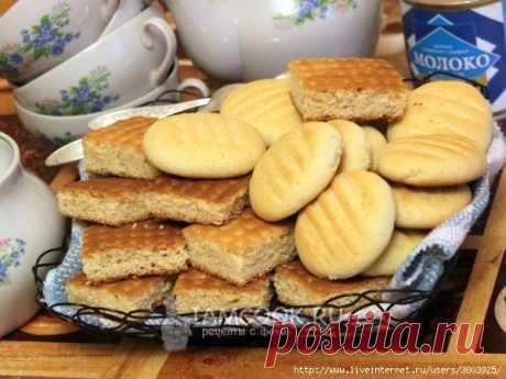 """Печенье """" Ерундушки к чаю""""- ни на какое не похожее, делается на раз два!"""