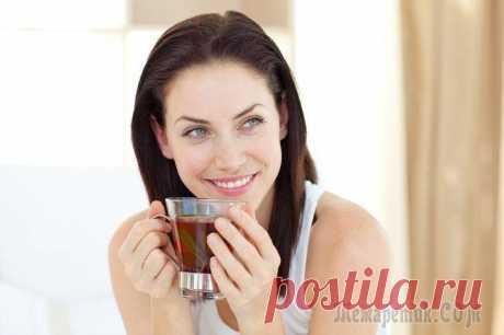 Пей и худей: 10 видов чая, которые растопят лишние килограммы