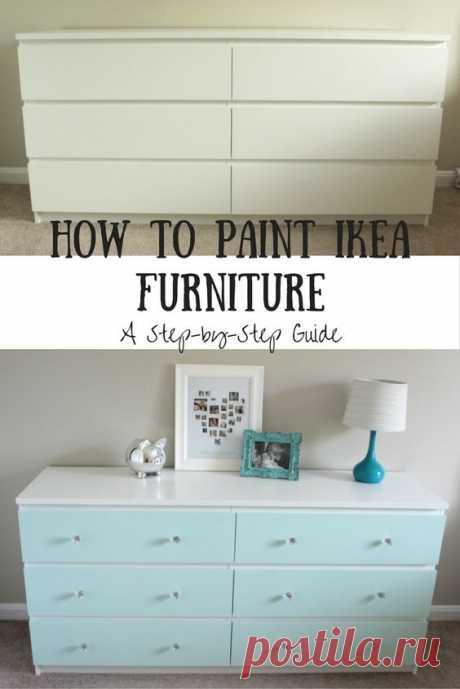 15 идей для переделки мебели. Она будет выглядеть потрясающе