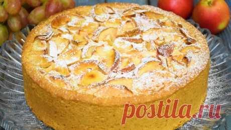 Многие просили этот рецепт!  Цветаевский яблочный пирог Этот простой рецепт выпечки в домашних условиях порадует Вас своей лёгкостью и изумительным результатом! Пирог ОЧЕНЬ вкусный, в нём ОЧЕНЬ МНОГО ЯБЛОК! Это просто чудо! … Читай дальше на сайте. Жми подробнее ➡