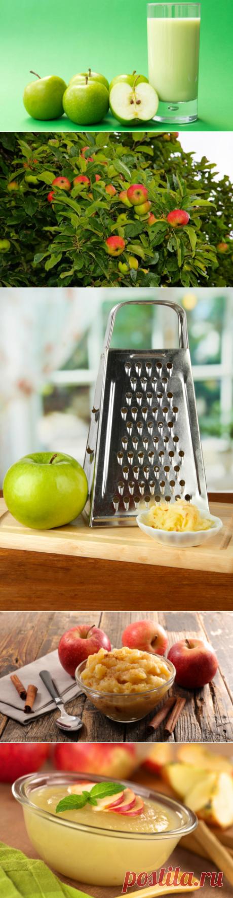 Что приготовить в летнюю жару из яблок? | Еда и кулинария