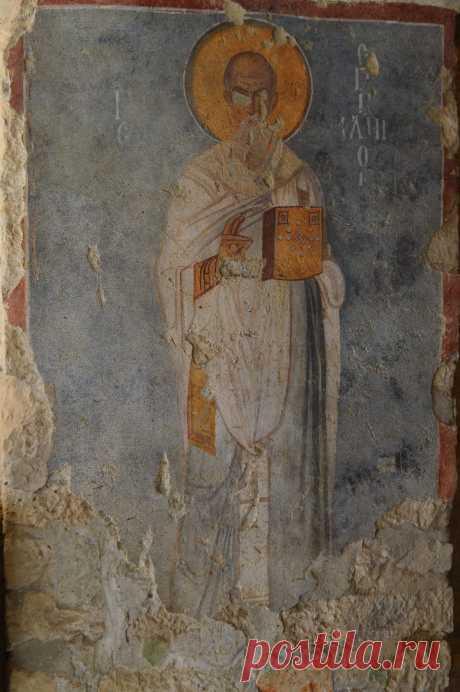 Фрески храма Св.Николая.Демре