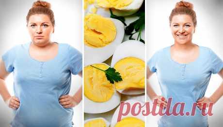 Сбрасываем 10 кг за неделю - диета от медиков