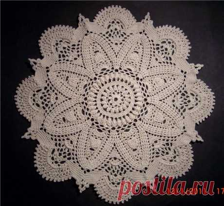 "Fundamental Grace из альбома ""Ultimate Doilies"""