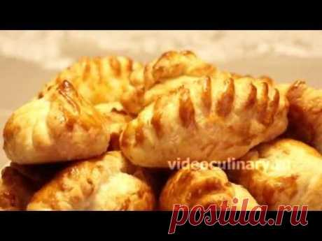 Pies the Izba - the author's recipe of the Grandmother Emma - YouTube