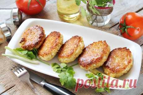 Потрясающе вкусные капустные котлетки