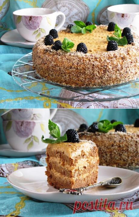 Торт «Мираж» | Официальный сайт кулинарных рецептов Юлии Высоцкой