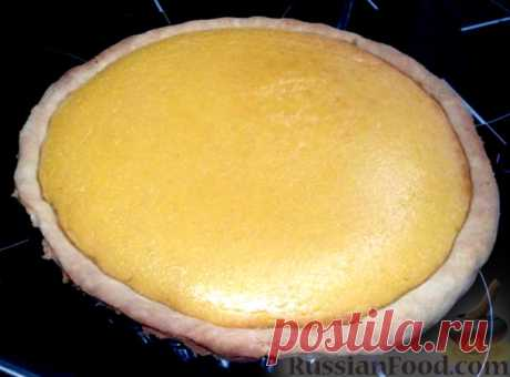 La receta: el pastel De calabazas en RussianFood.com