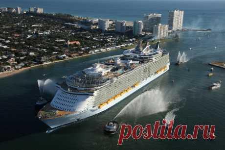 masterok: Самый большой в мире океанский лайнер