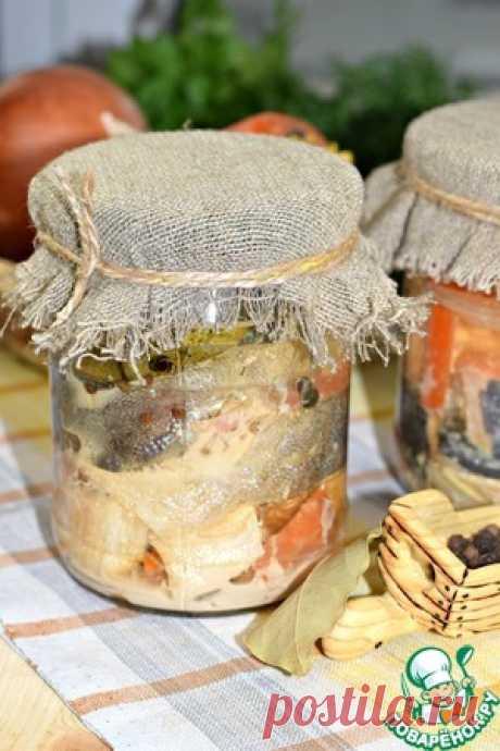 Los conservas de pescado en la multicocción - la receta de cocina