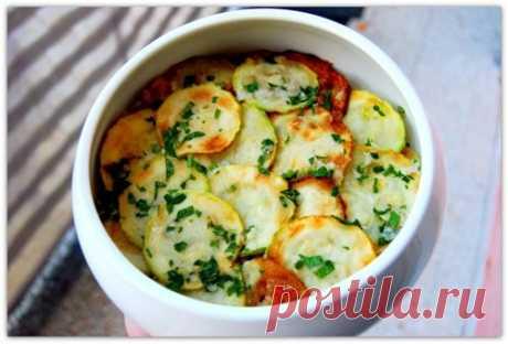 Жареные кабачки по-молдавски (семейный рецепт)