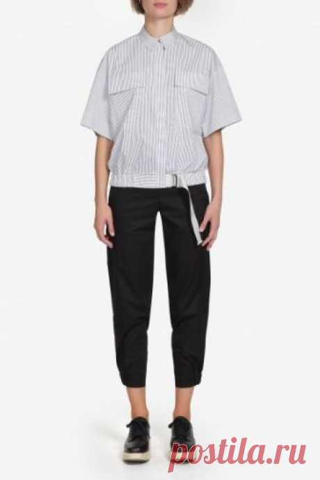 Официальный интернет магазин VASSA&Co - Женская коллекция - Блузка V186365N-1453C00