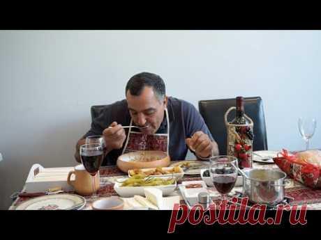 Армянский традиционный шедевр-HARISSA. Рецепт от Жоржа