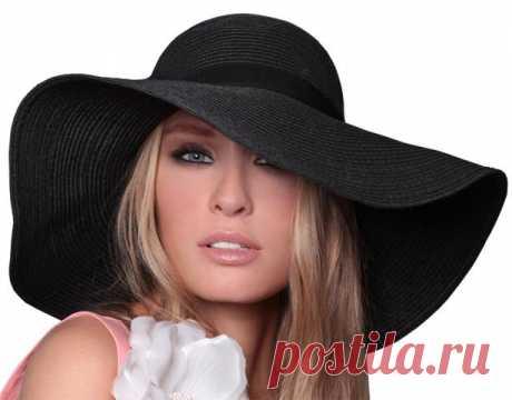 Шляпки и шапки - Как спроектировать поля для шляпки