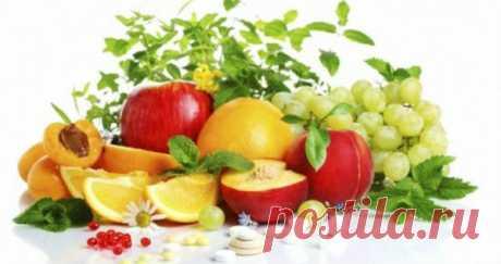 ТОП -10 продуктов, продляющих жизнь