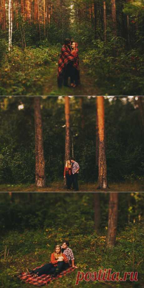 Повторить первое свидание: love-story Кати и Лёши - WeddyWood