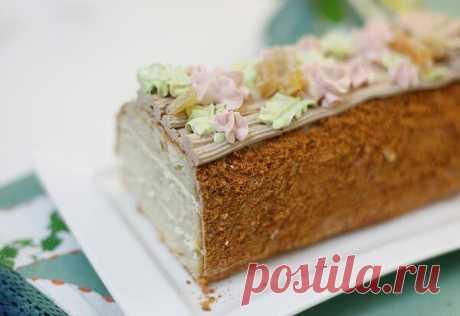 """Торт """"Сказка"""" - Чадейка — ЖЖ"""