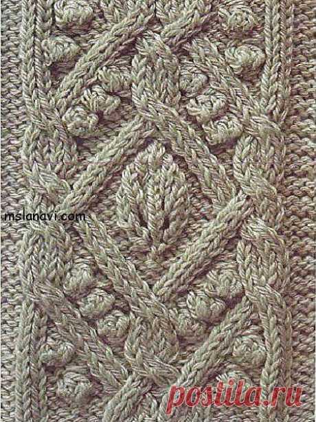 Кельтский узор | Вяжем с Ланой