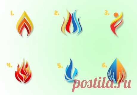Тест на личность: Выберите пламя и узнайте, какой огонь горит внутри вас | Скиталец | Яндекс Дзен