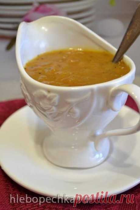 Луково-апельсиновый соус с прованскими травами - Хлебопечка.ру