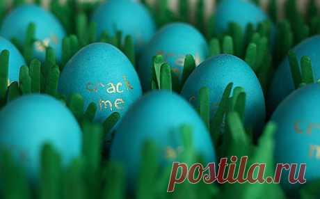 Пасхальные яйца с сюрпризом | My Milady