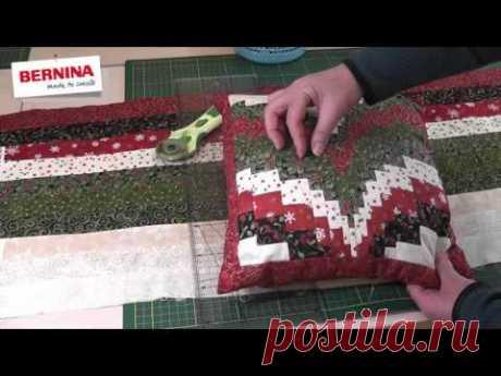"""Мастер-класс по технике лоскутного шитья """"барджелло"""". Мы покажем, как сшить подушку с применением техники барджелло. Все необходимые для мастер-класса матери..."""