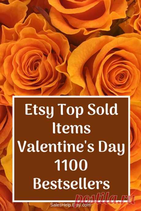 Etsy Top Sold Valentine's Day Bestsellers 2020 Etsy | Etsy