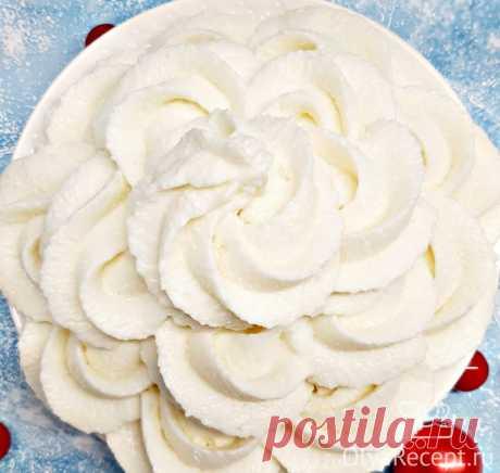 Творожно-сливочный крем для торта: рецепт пошагово с фото