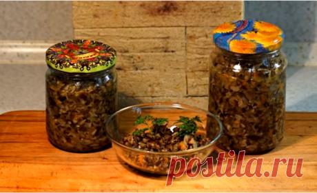 Грибная икра с морковью и луком — самые вкусные рецепты икры из грибов на зиму - Копилка идей