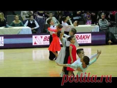 танец Вальс - Хореографический ансамбль Вдохновение