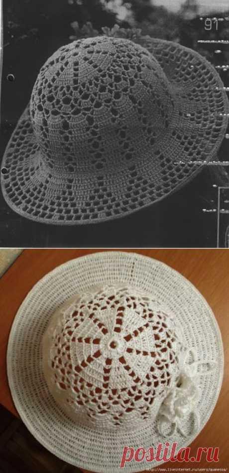 Немнущаяся шляпка без накрахмаливания! Чудо-идея! (мастер-класс) | ЖЕНСКИЙ МИР