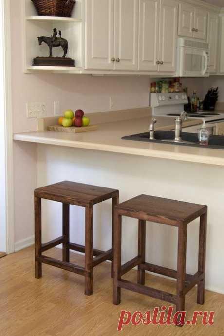Замечательная мебель из пиломатериалов / Как сэкономить
